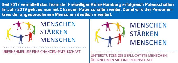 Menschen stärken Menschen Hamburg Chancen-Patenschaften